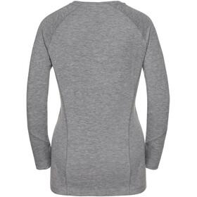 VAUDE Signpost II LS Shirt Women grey-melange